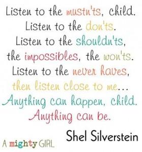 Listen-Shel Silverstein