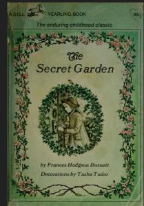 The Secret Garden, Fances Hodgson Burnett's classic