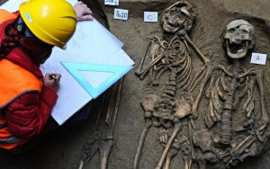 Uffizzi plague victims