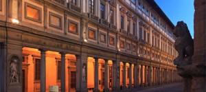 florence-uffizi-gallery