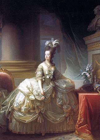 Vigée Le Brun self-portrait