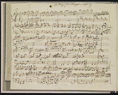Mozart - Brahms Concerto