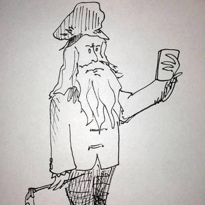 Wait, Was that a Selfie?