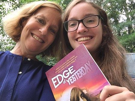 """Van Stolk '18 helps pen next """"Edge of Yesterday"""" adventure"""